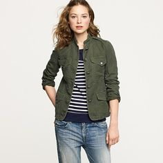 military jacket - dang it's spendy :(