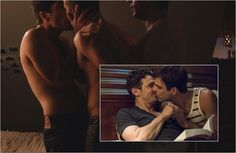 """By: Michael """"The Sizzler"""" Jacobs, Staff Writer  LAS VEGAS, NV - Based on a true story, actors James Franco and Zachary Quinto, star in the Gay themed American motion picture based on a true story, """"I am Michael"""" (2016). An all star cast in film written and directed by Justin Kelly and based on Benoit Denizet-Lewis'"""