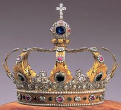 The Royal Crown of Bavaria 1807
