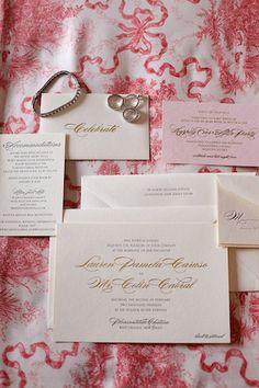 Wedding Invitations | Brilliant Event Planning | FM Photos