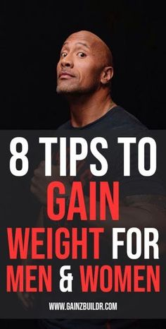 Gain Weight Men, How To Gain Weight For Women, Tips To Gain Weight, Weight Gain Workout, Weight Gain Meals, Healthy Weight Gain, Put On Weight, Weight Training, How To Lose Weight Fast