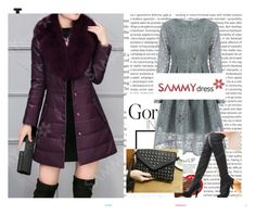 """""""SAMMYdress11-winter fashion"""" by gold-phoenix ❤ liked on Polyvore featuring Oris"""