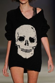 #Skulls (Herchcovitch F/W 12/13)
