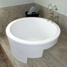 japanese soaking tub ofuro tub square with a built in seat takes up minimal amount of space. Black Bedroom Furniture Sets. Home Design Ideas