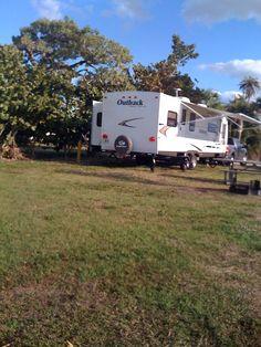 Markam Park in Sunrise, Florida.
