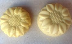 lemon zest soap comparing gelled and not gelled