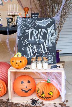 Mesa de dia das bruxas kids friendly ;) | Baby & Kids | It Mãe