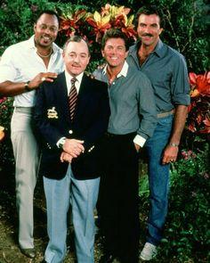 TC, Higgins, Rick & Magnum