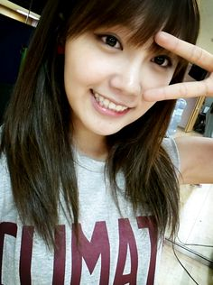 my bias in Apink! and she has the best voice also!