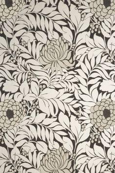 Floral wallpaper Wallpaper