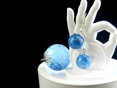Ohrhänger - Silberohrhänger Wunschkugeln - ein Designerstück von Luflom bei DaWanda