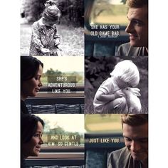 <3 <3 <3 I have such high expectations for the epilogue...so Francis Lawrence you better not mess it up !!!