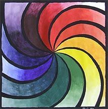 Objective Students will create a color wheel using one