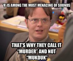 This truth from Dwight. - Jokes - Funny memes - - This truth from Dwight. The Office Dwight, The Office Show, The Office Quiz, Office Tv, Dundee, Stupid Funny Memes, The Funny, Funny Stuff, Funny Things
