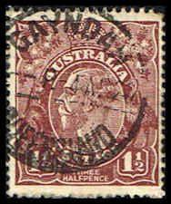 Australia Scott Stamp-King George V Stamp-Used Australia stamp for sale King George V, German Confederation, Vintage Stamps, Stamp Collecting, Blue Moon, Vintage World Maps, Australia, Collection, Full Moon