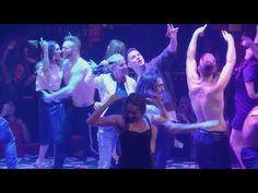 (21) Ellen & Channing Tatum Get Rowdy at 'Magic Mike Live' - YouTube