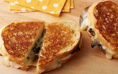 30 Creative Toastie Recipes : Food Network UK