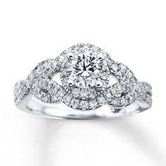 Kay Wedding Ring : Kay Jeweler's Natural Sapphire Enhancer Wedding Ring   Wedding Idea   Wedcow.com