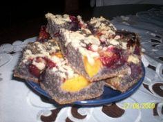 PRAJITURA CU MAC SI FRUCTE - imagine 1 mare French Toast, Mac, Breakfast, Food, Morning Coffee, Meals, Yemek, Eten, Poppy