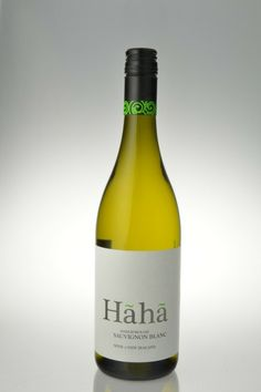 Cool New Zealand wine! -> Haha Sauvignon Blanc