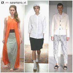 """111 Likes, 10 Comments - Giusy de Ceglia (@giusy_de_ceglia) on Instagram: """"#Repost @saramaino_vt  Helsinki Fashion Week day 2 - Featuring Tauko Design, R-Collection and…"""""""