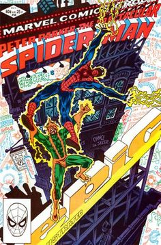 The Spectacular Spider-Man #66- Toys of the Terrible Tinkerer (Issue)