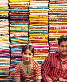 New Meena Bazar - Delhi