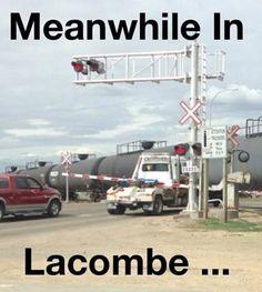 Lacombe Alberta