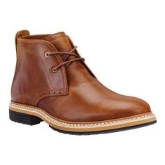 Timberland - Chaussures West Haven Chukka Homme - Marron