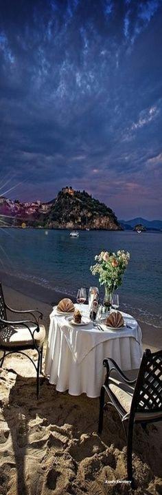Parga, Grecia Al Fresco