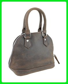 Vagabond Traveler Cowhide Leather Handbag LH24 - Shoulder bags (*Amazon Partner-Link)
