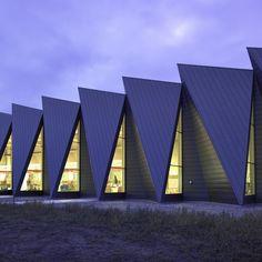 GIS Station Revsing by C. F. Møller
