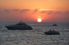 World famous Ibiza sunsets...ahh...