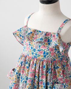 Beautiful Liberty dress