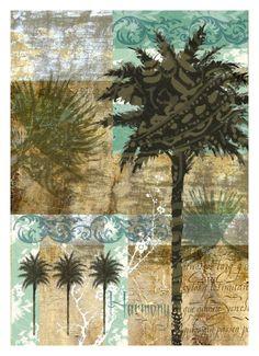 Palm III Art Print at AllPosters.com