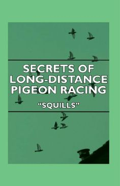 Secrets of Long-Distance Pigeon Racing (eBook) Pigeon Books, Racing Pigeons, Long Distance, The Secret, January 29, Education, Kindle, Store, Products