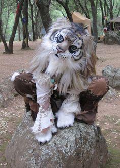 Ren Faire Tiger by LilleahWest on deviantART