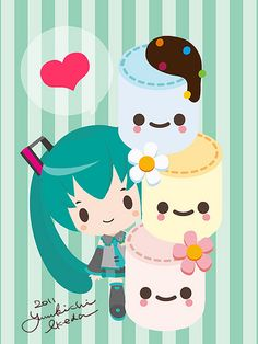 . #Anime vocaloid miku