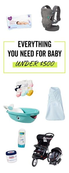 7f86bd40b My Baby Registry Is Worth $500—& This Is What It Looks Like
