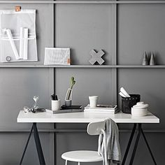 Insist on bold, minimalist design for your simple storage with the Scandinavian style of the Cross Wall Hook, Black from Zakkia. Interior Stylist, Interior Design, Interior Ideas, Home Office, Wall Molding, Workspace Design, Wall Crosses, The Design Files, Handmade Design