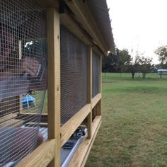 Living Life in the Land of Milk & Honey Chicken Coop On Wheels, Chicken Coop Pallets, Portable Chicken Coop, Chicken Coops, Duck House Plans, Farm Life, Thunder, Tractor, Farming