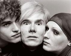 Emociones paralelas.: Andy Warhol
