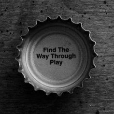 Find the way through play. (Magic Hat cap) #craftbeer