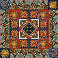 Płytki Meksykańskie - Galeria projektów Bunt, Planer, Php, Home Decor, Scrappy Quilts, Tiles, Diy Bathroom Tiling, Tiling, Full Bath
