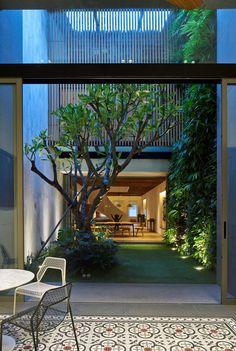 Дом в Сингапуре | Pro Design|Дизайн интерьеров, красивые дома и квартиры, фотографии интерьеров, дизайнеры, архитекторы