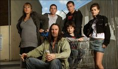 British Series SHAMELESS.