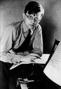 Dmitri Shostakovich - prominent composer