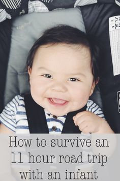 Baby cars hacks road trips 20 new ideas Travel Tips With Toddlers, Travel With Kids, Family Travel, Baby Travel, Toddler Travel, Road Trip Essentials, Road Trip Hacks, 7 Month Old Baby, Long Car Trips