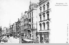 Königsberg Pr. Kneiphöf´sche Langgasse