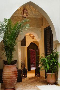 Riad Cinnamon, Marrakech - Traditional Architecture